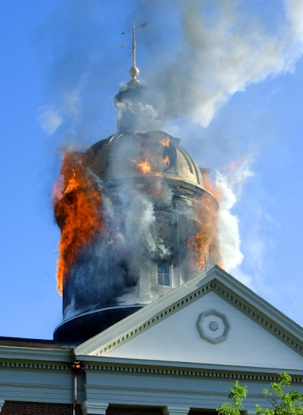 Courthouse Fire 2