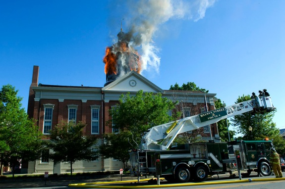 Courthouse Fire 3