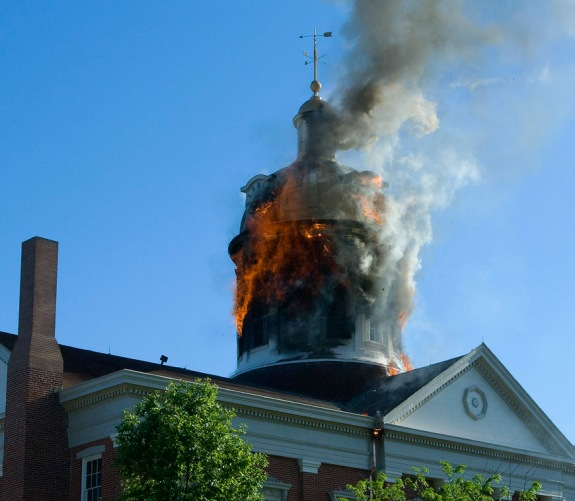 Courthouse Fire 4