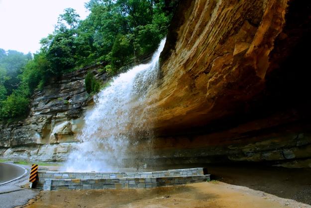 Hanging Rock Falls 1 2009