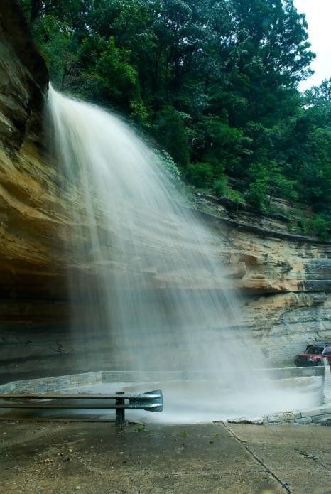 Hanging Rock Falls 2 2009