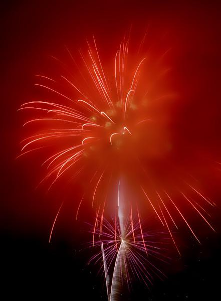 regatta fireworks 2  2009
